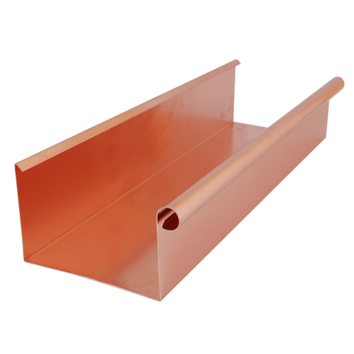 Copper Square Gutter & Accessories