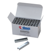 Dimos Staples 10mm x 5000nr