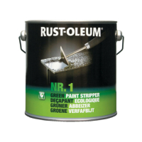 Rust-Oleum Nr 1 green paint stripper (tin)