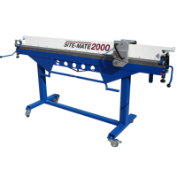 MSL Site-Mate 2000 Folding Machine