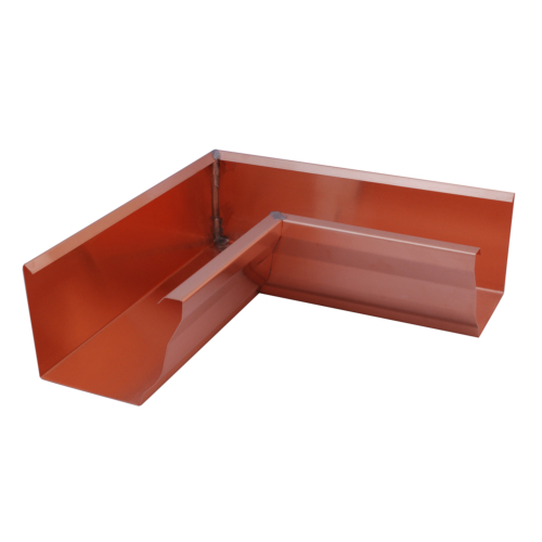 Copper Ogee Gutter Internal Corner