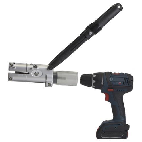 Power Assisted Crimpers