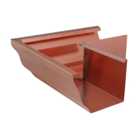 Copper Ogee Gutter External Corner