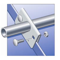 Stainless Snow Guard Clamp (15nr)