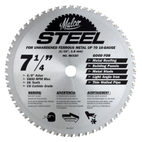 Sheet Metal Saw Blade
