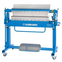 UK Segmented Folding Machine