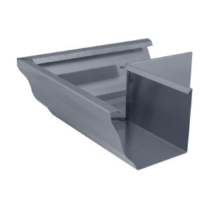 Zinc Ogee Gutter External Corners Angles