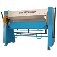 MSL Shop-Mate HDS Segmented Folding Machine