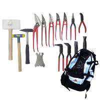 Stubai Basic Tool Kit (special discounted price) & Backpack