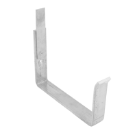 Stainless Square Gutter Fascia Bracket