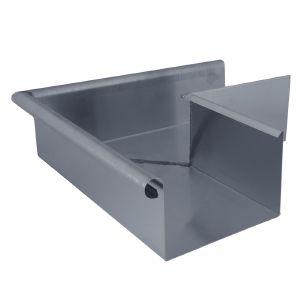 Zinc Box Gutter External Corners Angles
