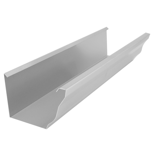 Zinc Ogee Gutter & Accessories