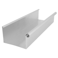 Stainless Square Gutter