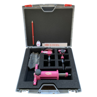 Eco-Bender, Disc-Bender & Flange Curve Bender Set Pink Edition