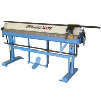 MSL Shop-Mate Folding Machine
