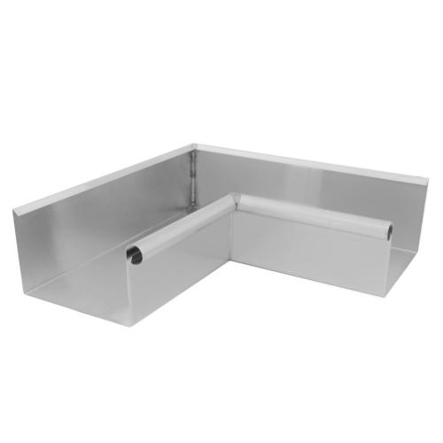 Zinc Box Gutter Internal Corners Angles